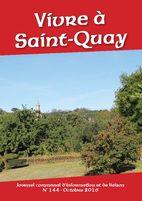 Vivre à Saint-Quay n°144