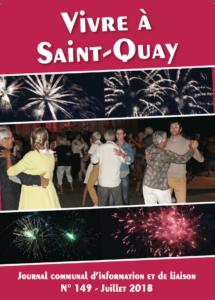 Vivre à Saint-Quay n°149