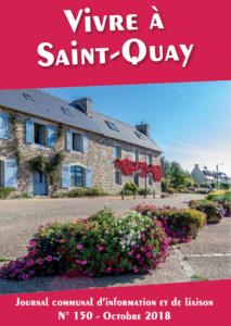 Vivre à Saint Quay n°150
