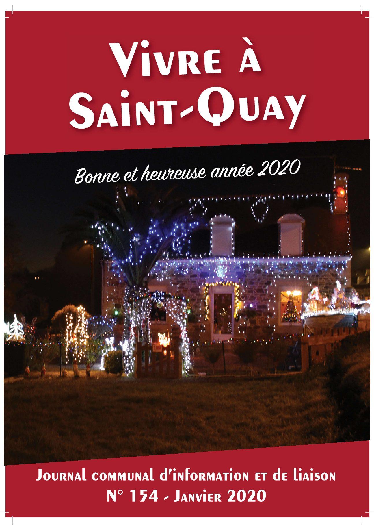 Vivre à Saint Quay n°154
