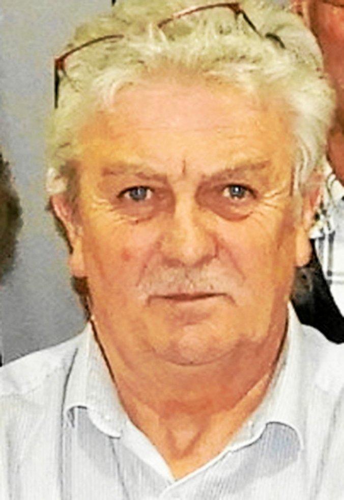 Roland GELGON, conseiller municipal, s'est éteint