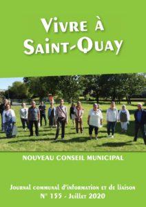 Vivre à Saint-Quay n°155