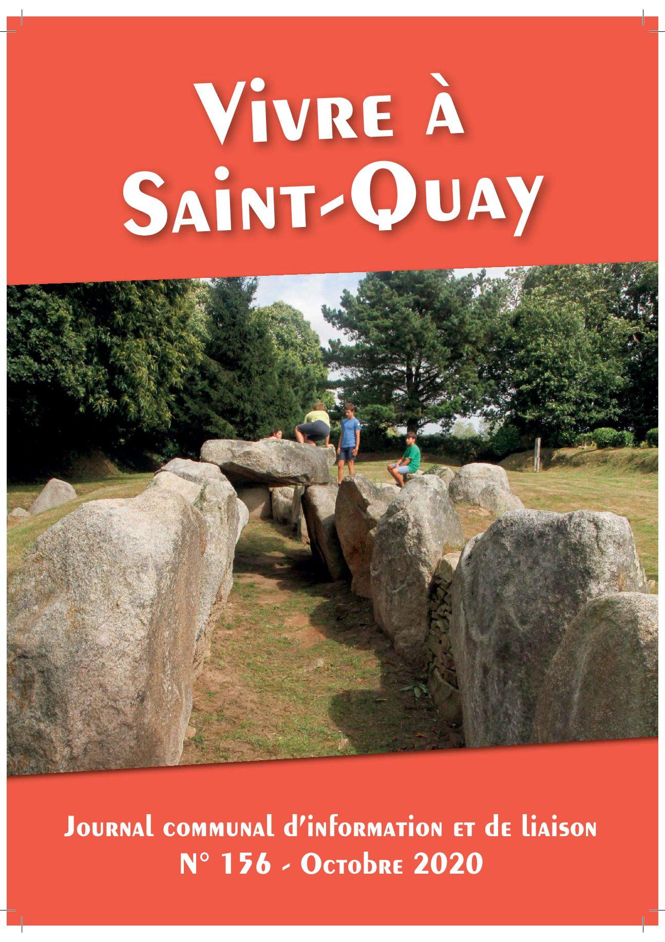 Vivre à Saint-Quay n°156