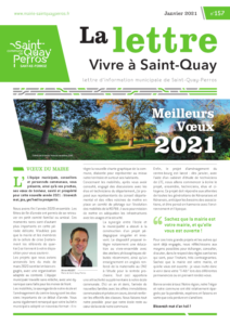 Vivre à Saint-Quay – lettre d'information n°157